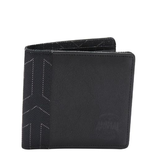 ANIMAL MENS WALLET.TANTRUM BLACK FAUX LEATHER COIN CREDIT CARD MONEY PURSE 8S 7